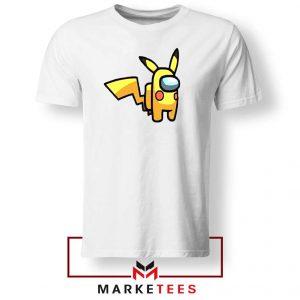 Pikachu Among US Pokemon Tee