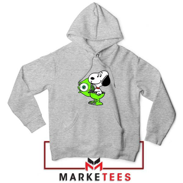 Snoopy Mike Monsters Costume Grey Jacket