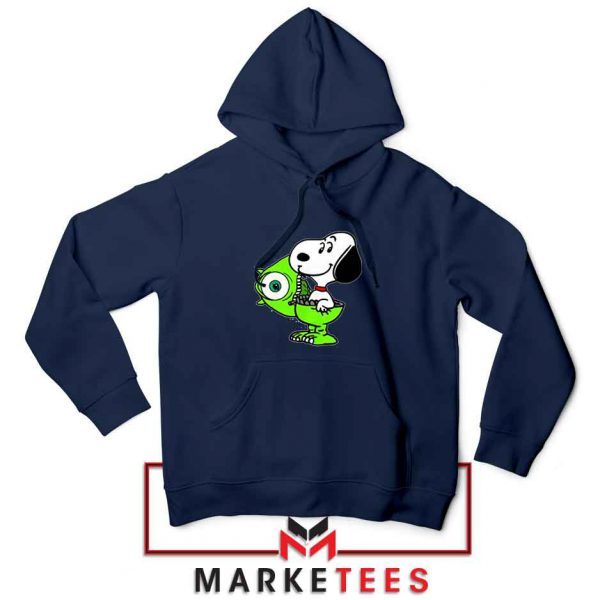 Snoopy Mike Monsters Costume Navy Jacket