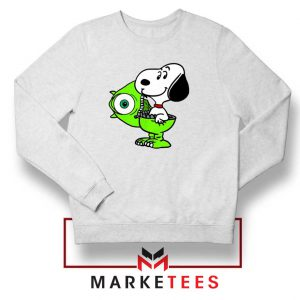 Snoopy Mike Monsters Costume Sweater