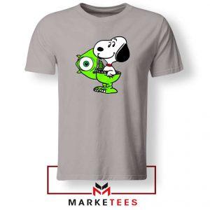 Snoopy Mike Monsters Inc Costume Grey Tee