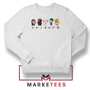 Suicide Squad Friends Parody Sweatshirt