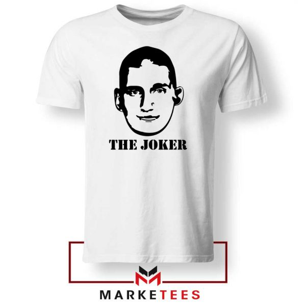 The Joker Basketball Player Tshirt
