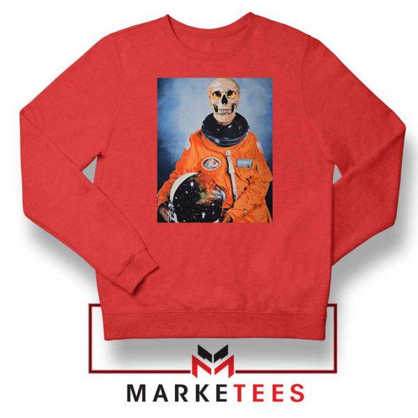 Travis Scott Astronaut Red Sweater