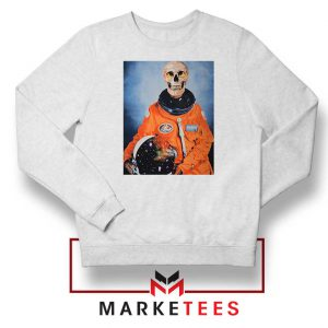 Travis Scott Astronaut White Sweater