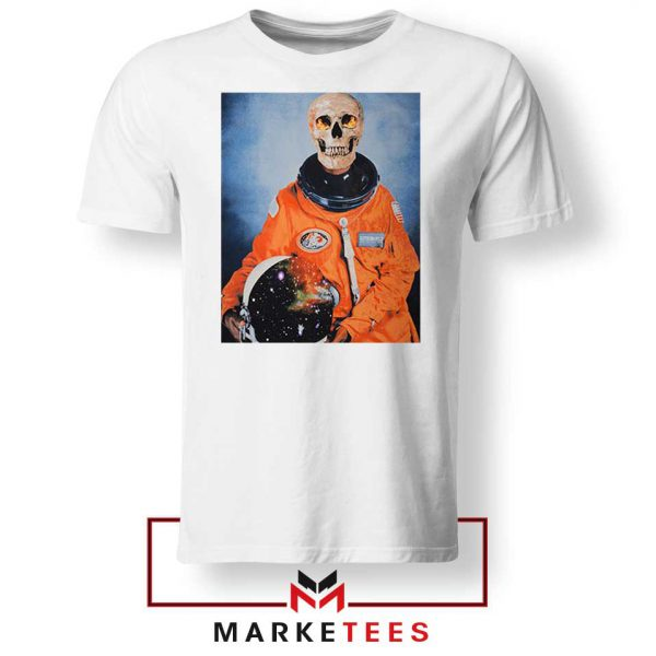 Travis Scott Astronaut White Tshirt