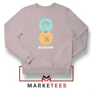 West Side Story Film Grey Sweatshirt