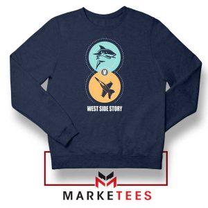 West Side Story Film Navy Sweatshirt