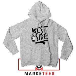 West Side Street Design Grey Jacket