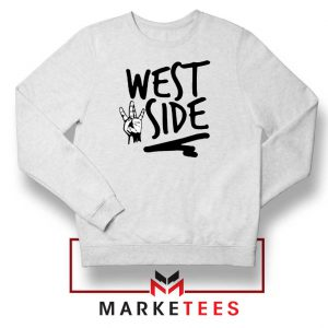 West Side Street Design Sweater