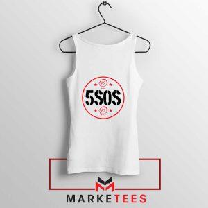5SOS No Shame Tour 2020 Graphic Tank Top