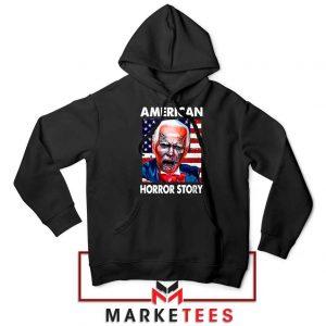 Biden Horror Story Jacket