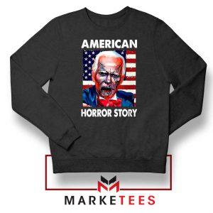Biden Horror Story Sweater