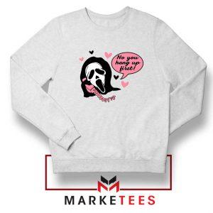 Halloween Scream Ghostface Sweatshirt