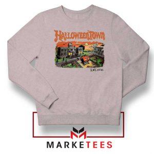 Halloweentown 98 Disney Movie Sport Grey Sweater
