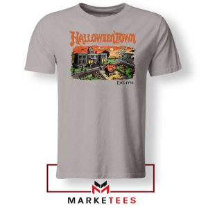 Halloweentown 98 Disney Movie Sport Grey Tee