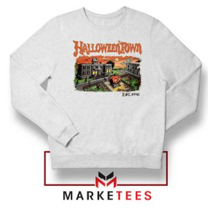 Halloweentown 98 Disney Movie Sweater