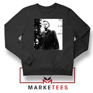 Michael Myers Photo Halloween Sweater