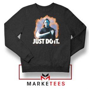 Michael Myers Scary Parody Sweatshirt