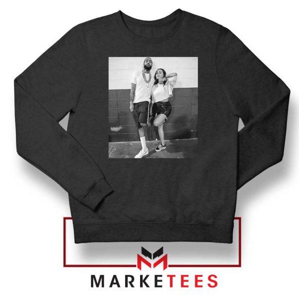 Nipsey and Lauren V Day Sweater